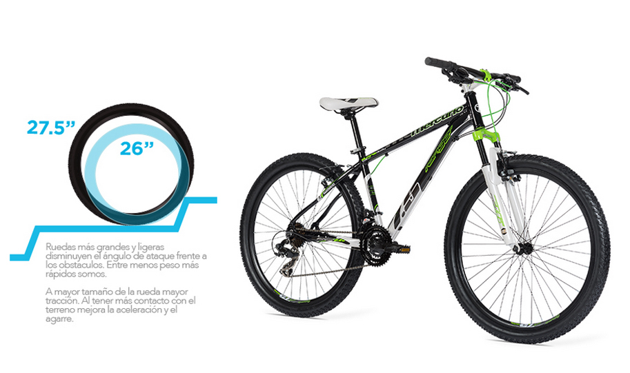 Mercurio Bici 2014 Kaizer Dh R26 21v Doble S M87r Pictures to pin on